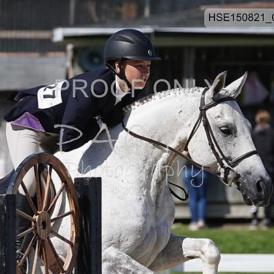 HSE Trillium at Eden Ridge Equitation O/F & L,M,S Pony