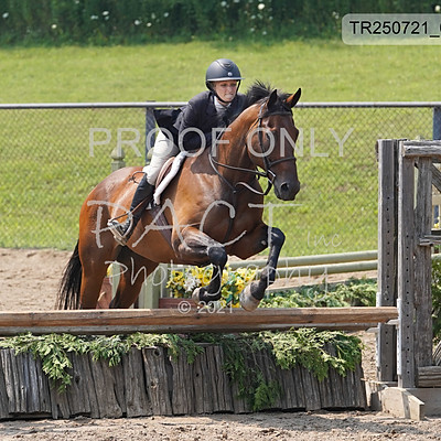 Teen Ranch Open Equitation Division