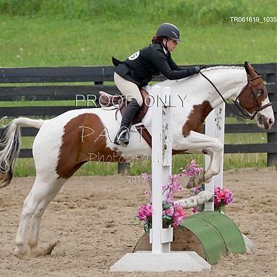 Teen Ranch Ring 3 Amateur Equitation Division