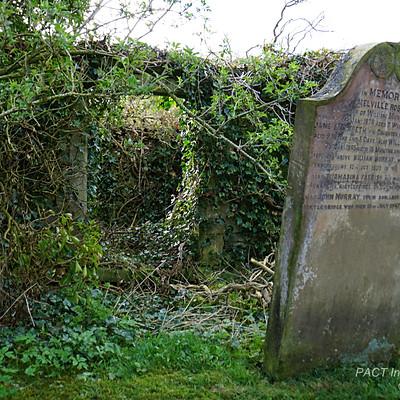 Hoddomcross Parish Church and Burial Ground - Dumfries and Galloway, Scotland
