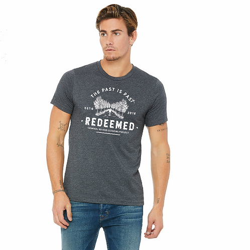 REDEEMED The Past is Past Unisex T-Shirt