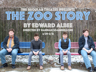 ON SALE NOW: The Zoo Story