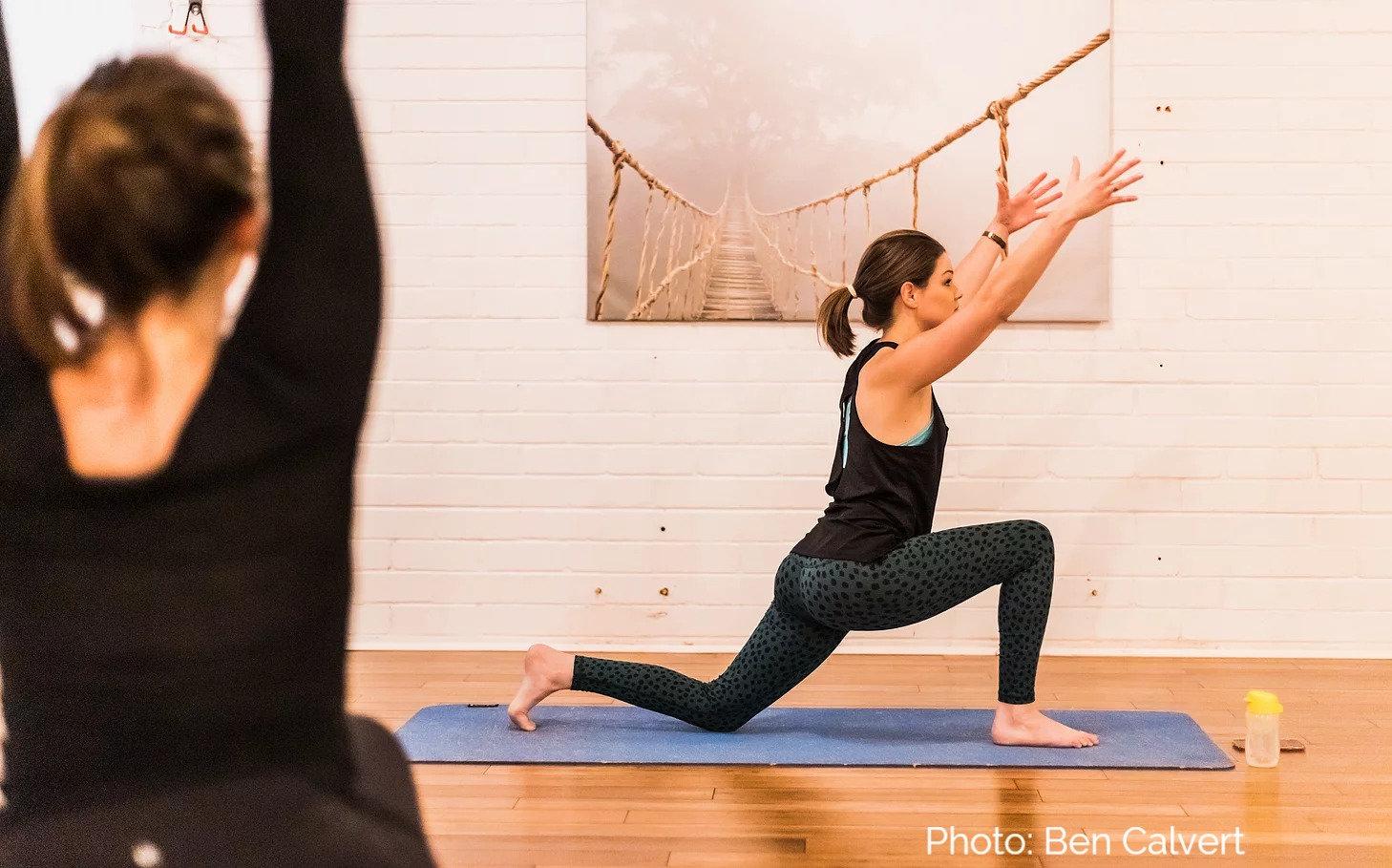 River & Ridge Yoga - Virtual