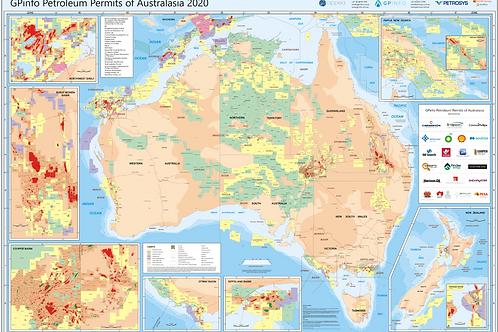 2020 Permits Map