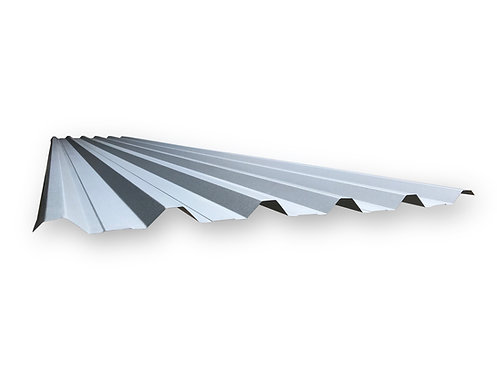 telha de zinco