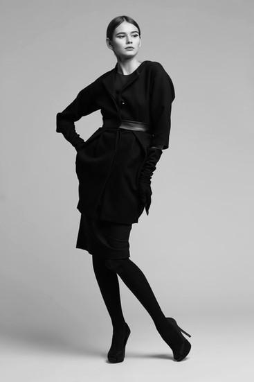 Зимняя одежда Модель