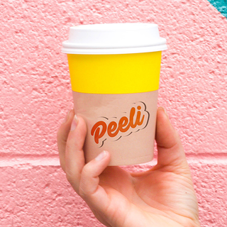 Peeli Coffee Cup Holder Prints