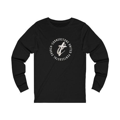 Cornerstone Logo |  Long Sleeve | Unisex Softstyle T-Shirt