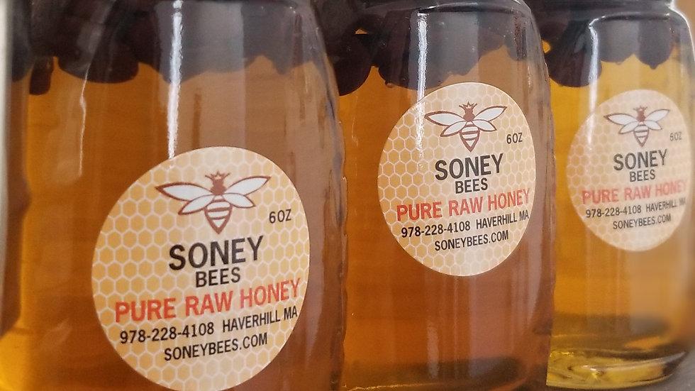 Honey with 70% Dark Chocolate