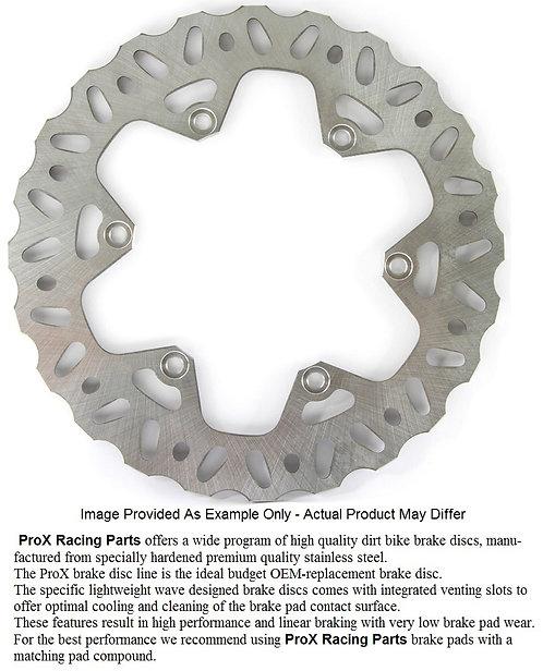 Pro X rear disc rotor