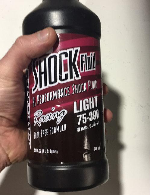 Maxima shock fluid
