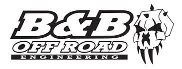 B&B off road engineering logo