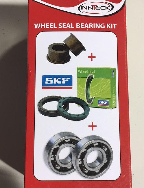 Rear wheel seal spacer and bearing kit