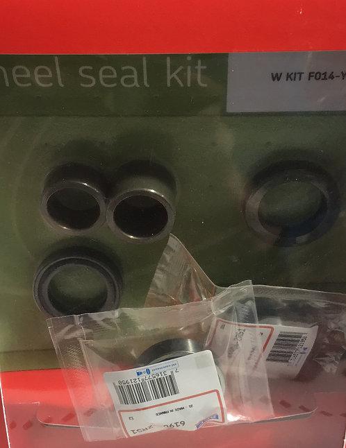 Wheel seal spacer bearing kit Honda