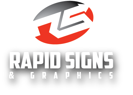 Rapid signs and graphics
