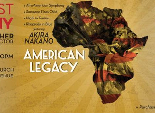 Southeast Symphony - American Legacy Concert Eve