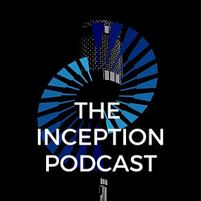 The Inception Podcast logo.