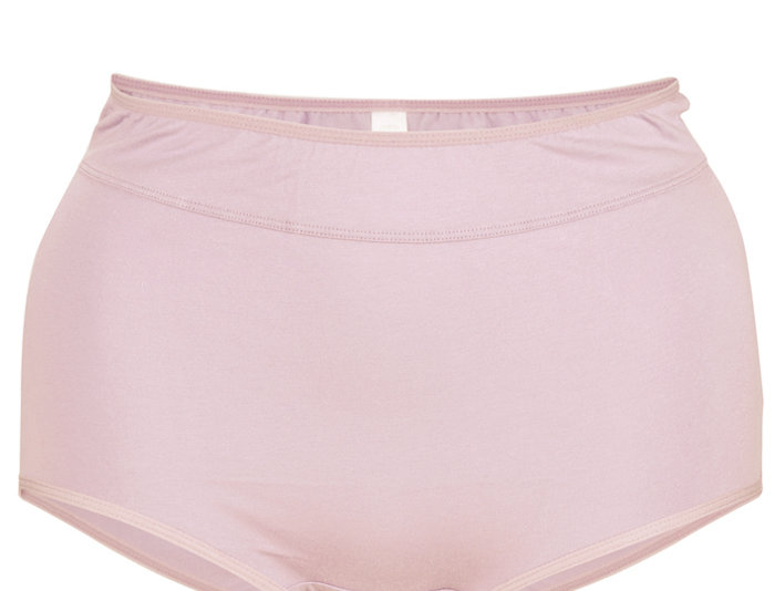 Comfy Cotton Full Brief Panty 14-36 (Pink)
