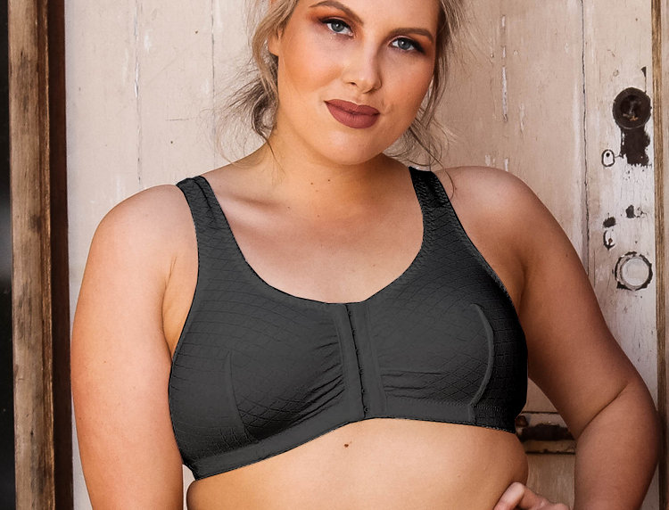 Total Support Everyday Front Closer Bra 16-32