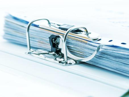 Aufbewahrungsfristen: Welche Dokumente dürfen zum Jahreswechsel vernichtet werden?