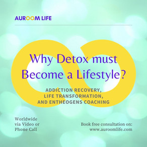 Why detox must become a lifestyle?