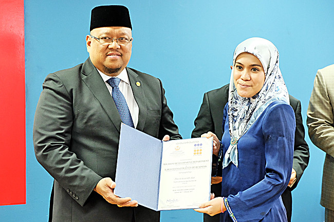 Tour guides set to give Brunei a fresh outlook