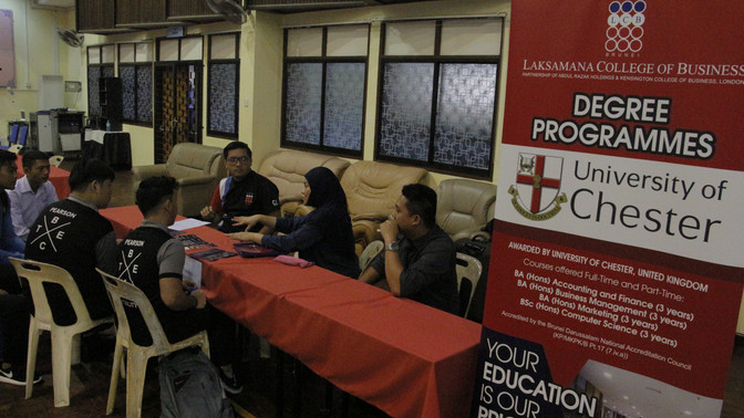 LCB briefs students on alternative college and career options