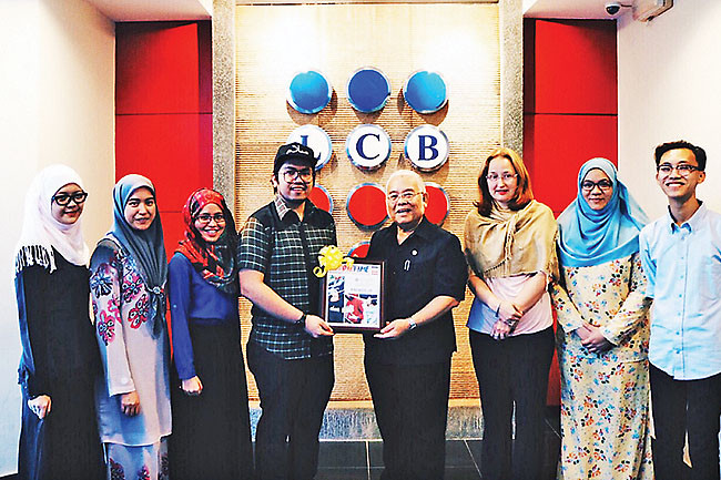 KACA receives donation from LCB