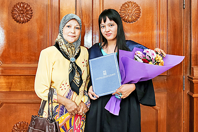 Hats off to 618 Laksamana College of Business graduates