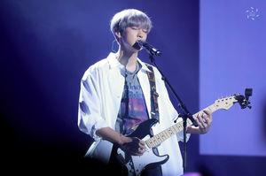 EXO Chanyeol Sang