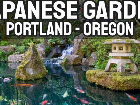 Exploring the Japanese Garden & Chinese Garden of downtown Portland Oregon