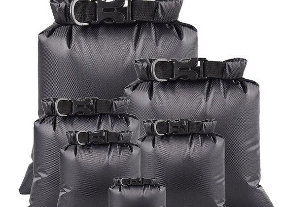 Waterproof Dry Swimming Bags 6pcs 1.5/2.5/3/3.5/5/8L