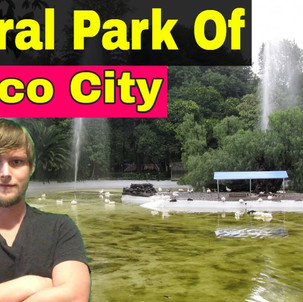Parque México - Mexico City Park Walking Tour