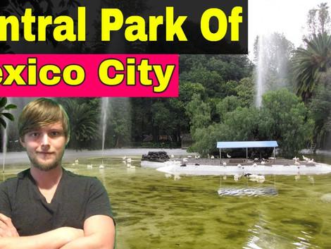 Parque México - Mexico City Park Walking Tour