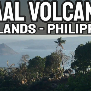 Journey To The Top Of Taal Volcano In Tagaytay, Philippines