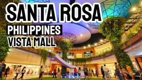 Vista Mall in Santa Rosa Philippines Growing Attraction