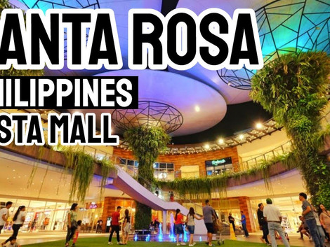 Vista Mall in Santa Rosa Philippines Growing Attraction
