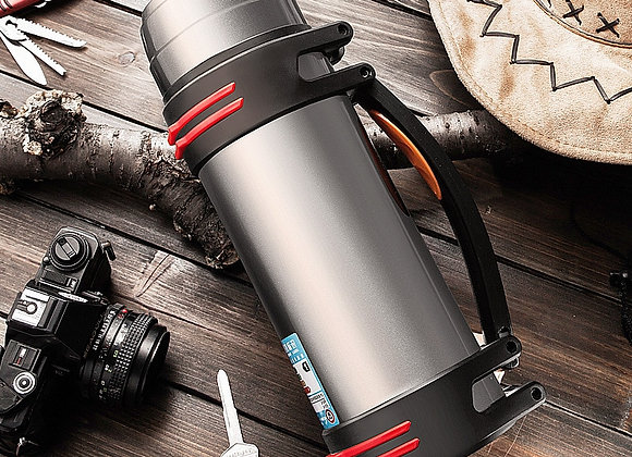 Efficient Insulated Thermos Leakproof Portable Vacuum Cup
