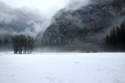Winter Yosemite Valley