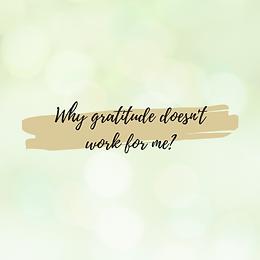 The Secret of Gratitude