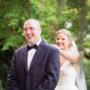 Mike and Lindsay