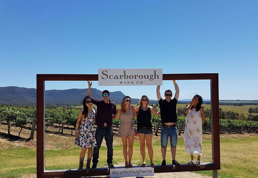 Hunter Valley with the best people!