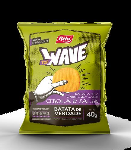 Top Wave Cebola 40g - 18un