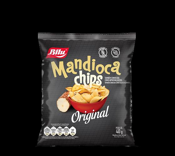 Mandioca Chips 40g - 20un