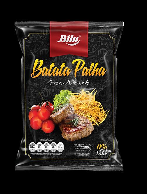 Batata Palha Gourmet 80g - 20un