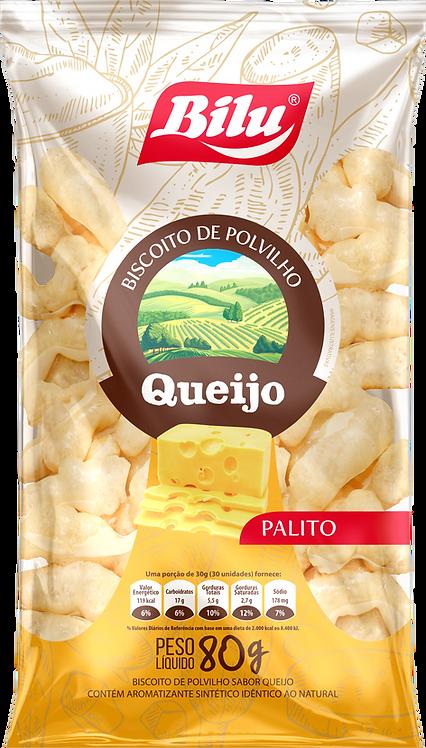 Biscoito de Polvilho Bolinha Queijo 80g - 15un