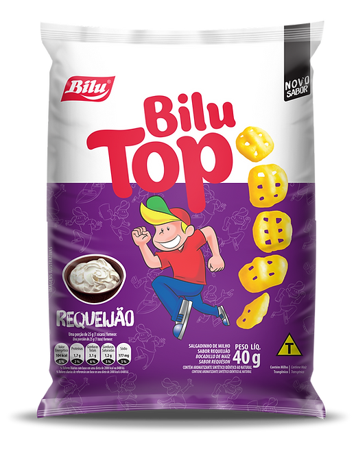 Top Requeijão 40g - 12un