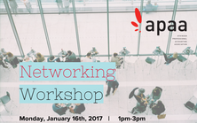 How to Network Workshop