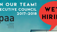 APPLY NOW: Executive Council Recruitment 2017-18