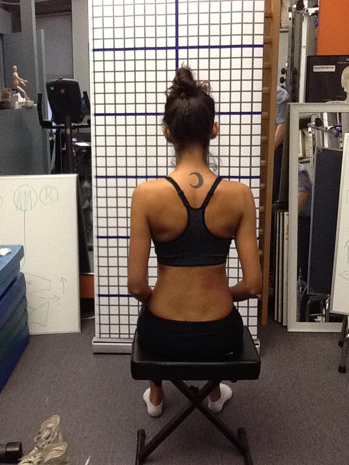 Conscious Posture Correction